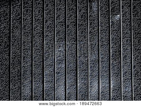 Plastic siding closeup, wall texture, abstract, grunge background, house siding background, detail of a house wall, blue siding