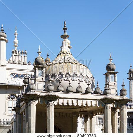 Royal Pavilion Estate -  Brighton England