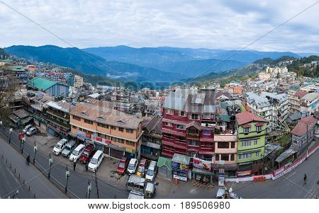 Darjeeling Downtown