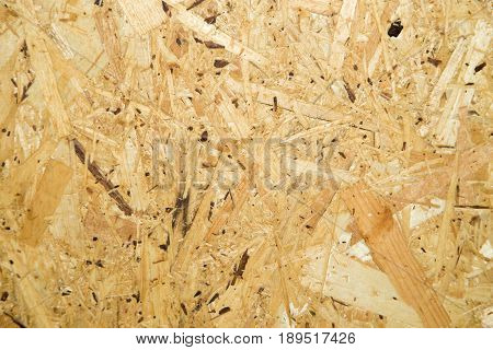 Pressed and glued detailed timber . A photo
