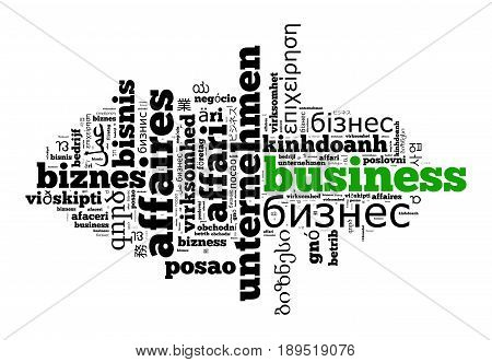 Business In Different Languages