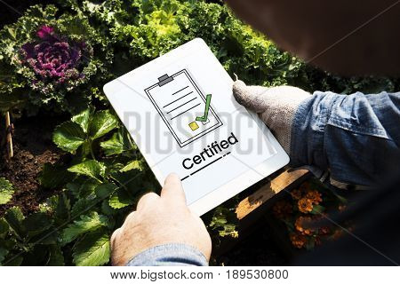 Best Quality Guarantee Assurance Concept poster