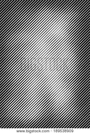Abstract Background A4 Format. Halftone Pattern Spiral.