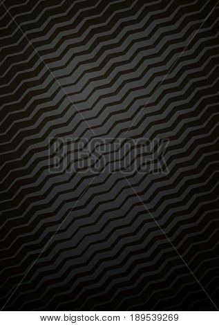 Abstract Background A4 Format. Halftone Pattern Spiral. Wave, Circle