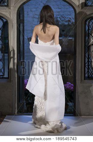 Oleg Cassini - Spring 2018 Collection - New York Fashion Week Bridal