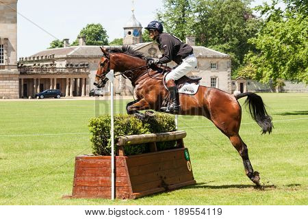 Houghton International Horse Trials May William Fox-pitt Riding Yes I Can