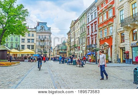 The Old Lvov