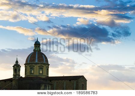 San Frediano Church, Florence, Italy