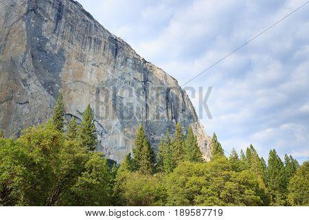 El Capitan Rock
