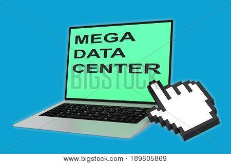 Mega Data Center Concept
