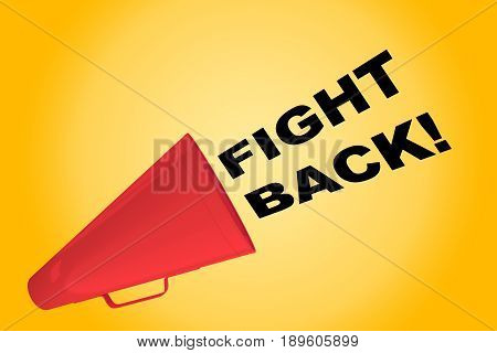 Fight Back! Concept