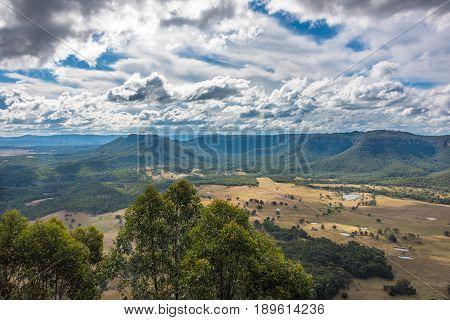 Australian Outback Countryside Landscape