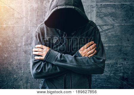 Hopeless drug addict going through addiction crisis portrait of young adult person with substance dependence after long term drug and medication abuse