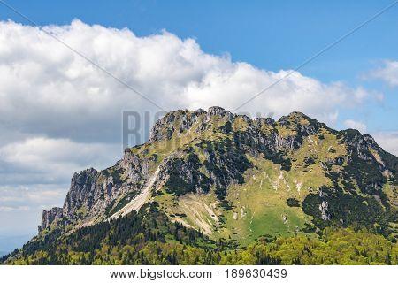 Stony Big Rozsutec Peak - Little Fatra Hills, Slovakia