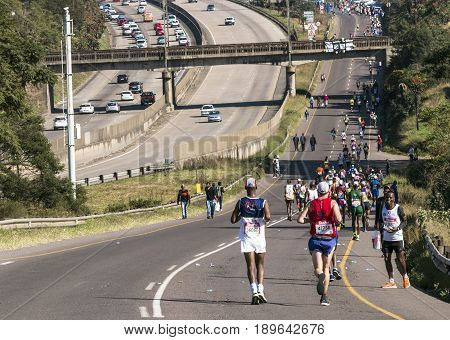 Comrades Marathon South Africa