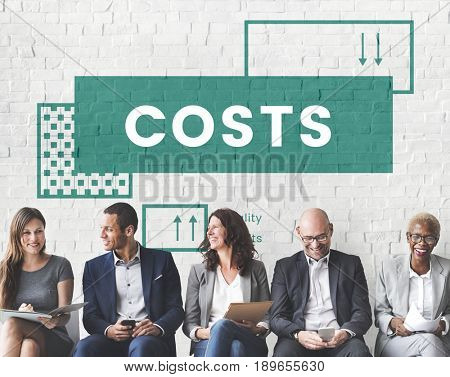 Costs budget cash flow finance money
