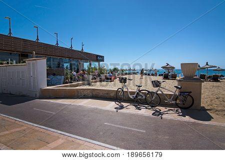 Nassau Beach Restaurant