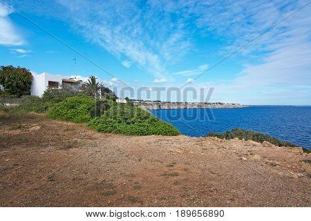 Cala Pi Coast Mallorca