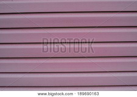 Red Plastic Panels Texture