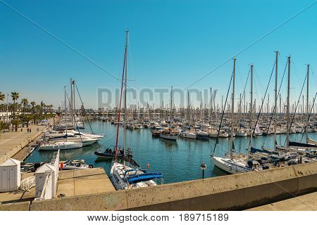 Port Olimpic Marina
