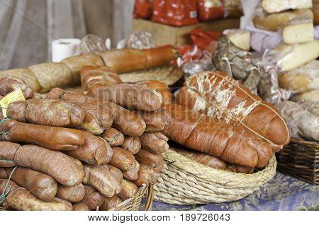 Spanish Sausage ??classic