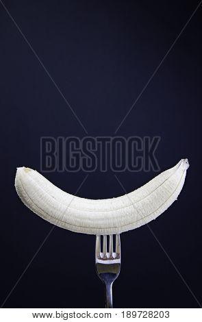 Banana At The Fork