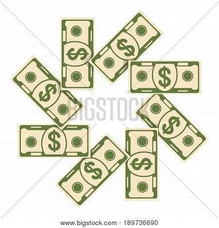 Spread Of Cash Eight