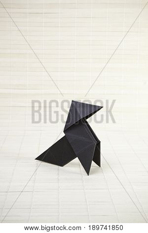 Origami And Bamboo