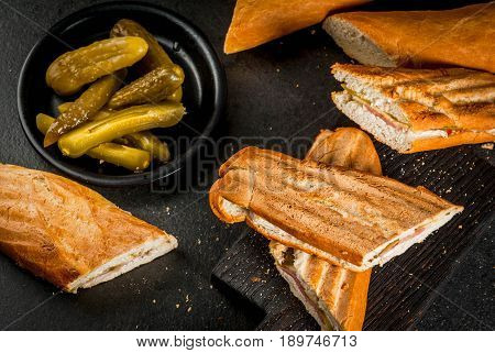 Traditional Cuban Sandwich