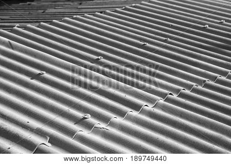 background of asbestos slate. texture . A photo