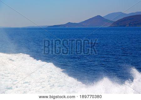 Movement A  Sea   Mediterranean Greece