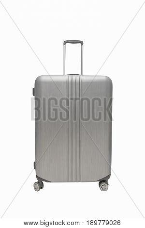Suitcase Or Luggage Isolate On White Background