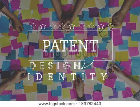 Product Design Brand Patent Trademark Copyright Graphic