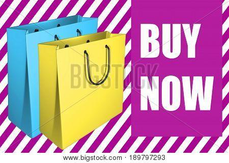 Buy Now - Sale Concept