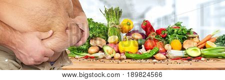 Obesity and healthy food