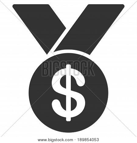 Gray Bestseller interface pictogram. Vector pictogram style is a flat symbol on diagonal hatch transparent background.