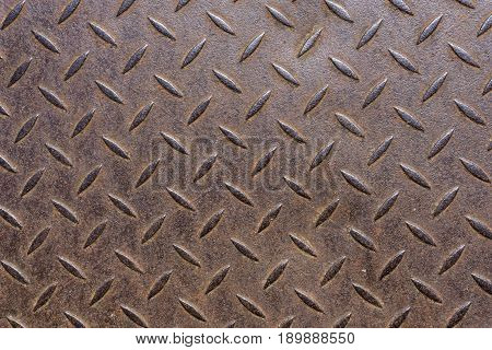 View on a structured Iron Wall. Natural Background of Iron. Close-up of a structured Iron Wall. Massive Wall