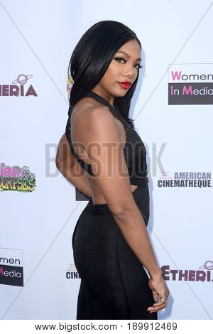 LOS ANGELES - JUN 3:  Tiffany Hines at the Etheria Film Night 2017 at the Egyptian Theater on June 3, 2017 in Los Angeles, CA
