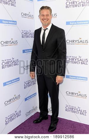 LOS ANGELES - JUN 3:  Eric Dane at the 16th Annual Chrysalis Butterfly Ball at the Private Estate on June 3, 2017 in Los Angeles, CA