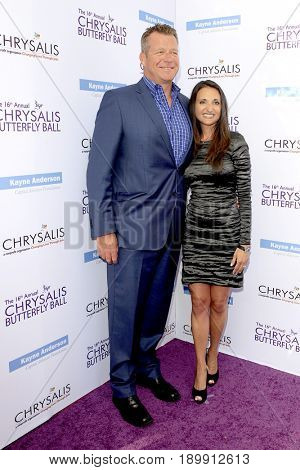 LOS ANGELES - JUN 3:  Guest, Rebecca Rosen at the 16th Annual Chrysalis Butterfly Ball at the Private Estate on June 3, 2017 in Los Angeles, CA
