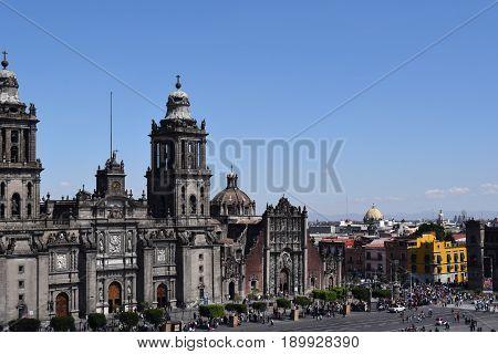 La increíble Cuidad de México en todo su esplendor
