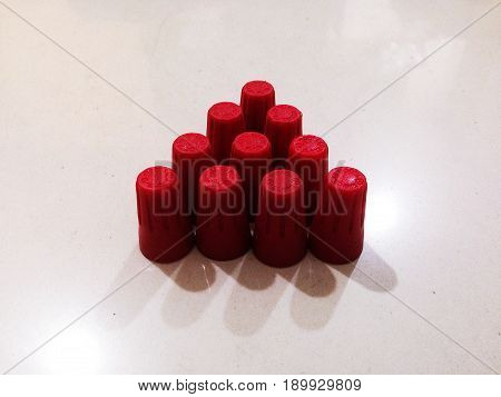 Red Wire Connectors