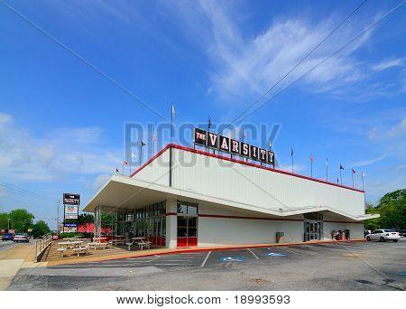 The Varsity Fastfood Restaurant