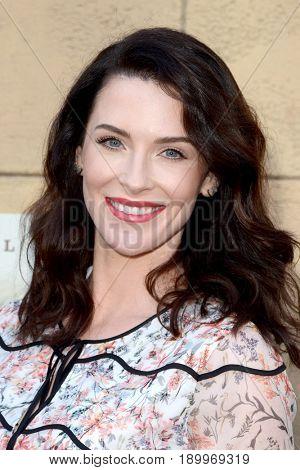 LOS ANGELES - JUN 5:  Bridget Regan at