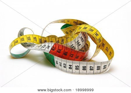 Measuring tape poster