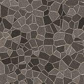 stone pavement, tiles seamless as a pattern poster