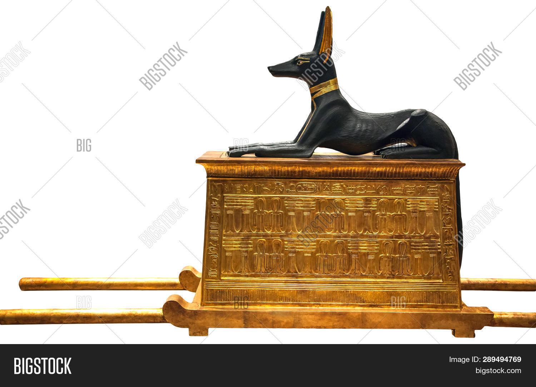 Egyptian Anubis Image & Photo (Free Trial) | Bigstock