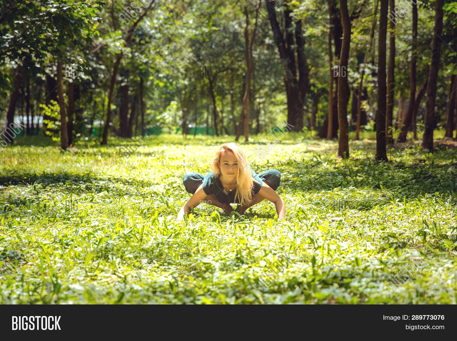 Malasana. Yoga Asanas Image & Photo (Free Trial)  Bigstock