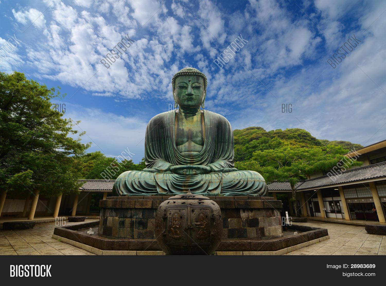 Imagen y foto El Gran Buda prueba gratis Bigstock