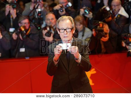 Bill Nighy attends the opening ceremony and 'The Kindness Of Strangers' premiere during the 69th Berlinale International  Festival Berlin at Berlinale Palace on February 07, 2019 in Berlin, Germany